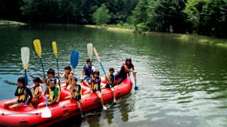 小学生サマーキャンプ_ボート体験