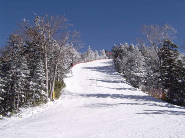 信州松本・奈川 野麦峠スキー場