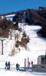 長野県松本市_野麦峠スキー場