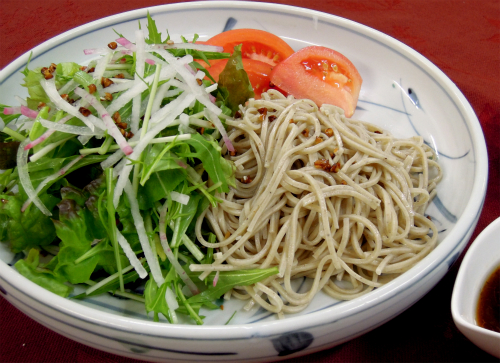 蕎麦サラダ/salad_soba_1