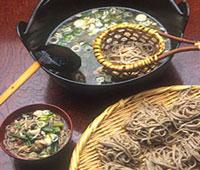 とうじそば_松本奈川郷土料理